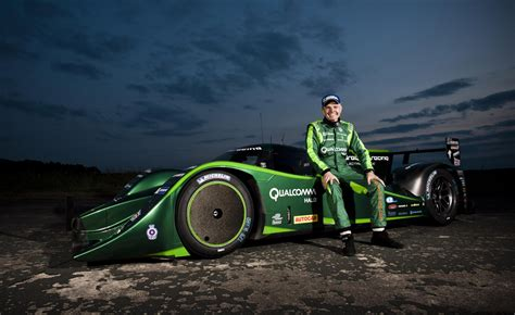 drayson racing aims  beat  electric car record video