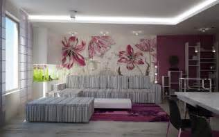 Creative Home Interior Design Ideas by Creative Wallpaper Ideas Interior Design
