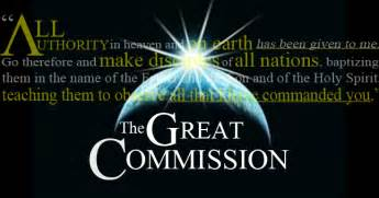 poll does the great commission make the world here and
