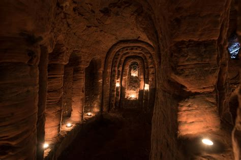 700 year old cave rabbit hole leads to a secret 700 year old cave network