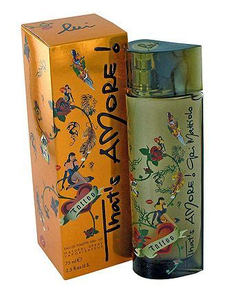 tattoo cologne for men that s lui gai mattiolo cologne a