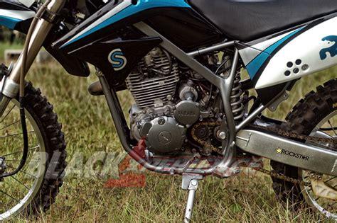 Shockbreaker Depan Crf Modifikasi Yamaha Scorpio Trail Custom Nan Kekar