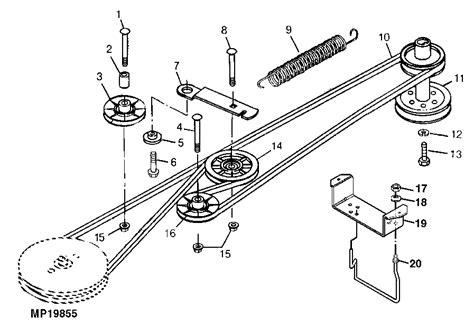 craftsman drive belt diagram 4230 deere tractor wiring diagram 4230 get free