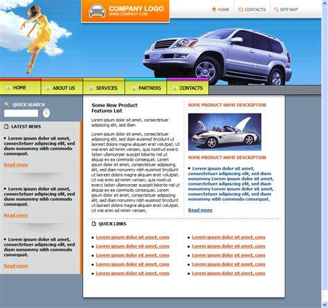 html format download download free html templates