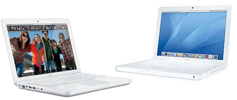 Macbook White Unibody what are the differences between the white quot polycarbonate