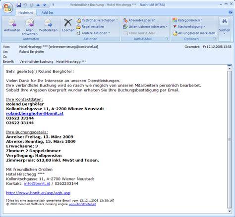Anfrage Auf Englisch Hotel Bonit At Software Og Kassensysteme Und L 246 Sungen F 252 R
