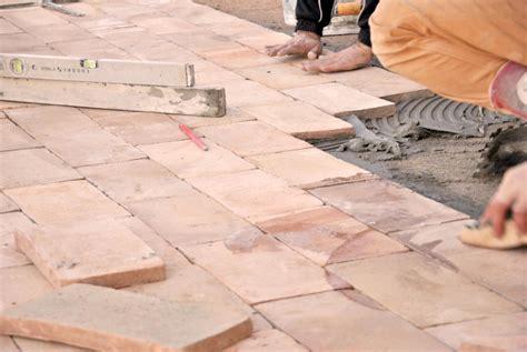 posa di pavimenti posa in opera posa cotto cotto fatto a mano di fornace