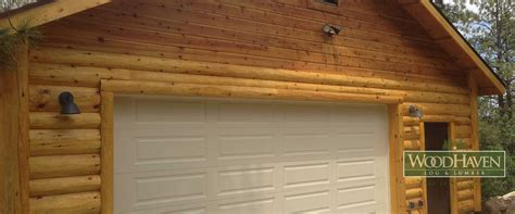 Log Cabin Wood Paneling by Log Siding Knotty Pine Paneling Tiny Cabins Woodhaven