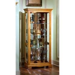 Curio Cabinet In Oak City Liquidators Furniture Warehouse Home Decor Curio