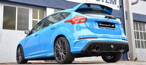 felgen ford focus mk3 rs performance sport exhaust for ford focus rs mk3 with valve