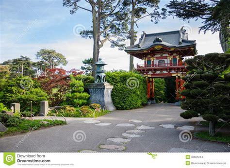 golden gate park tea garden