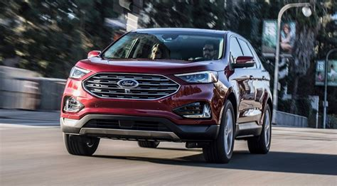 2019 Ford Edge by 2019 Ford Edge Gets A Refresh The Torque Report