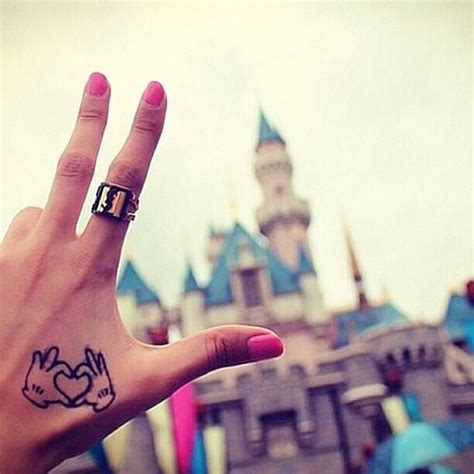 25 best ideas about small disney tattoos on pinterest