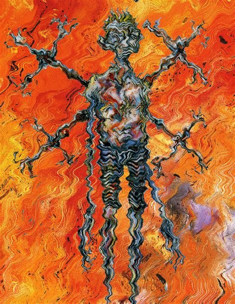 clive barker painting s by one of the most prolific