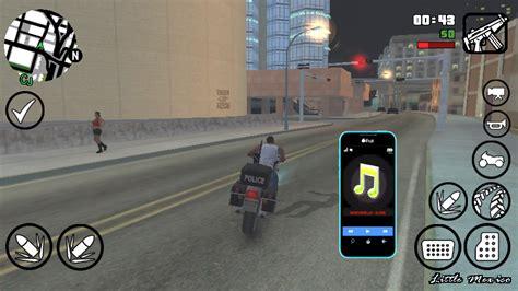 mod gta 5 with phone gtaam gta android modding