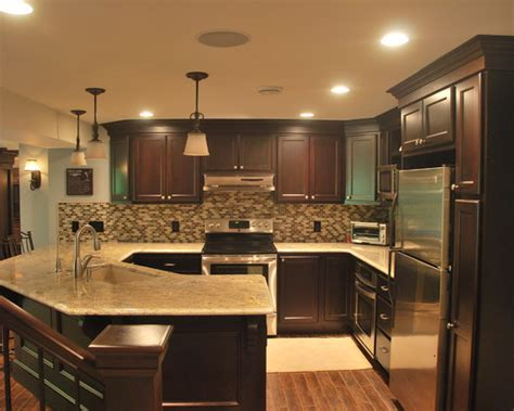 Modern Traditional Kitchens by I Adore This Kitchen Granite Stainless Steel Appliances