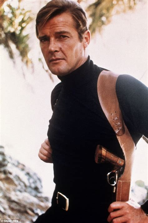 roger moore roger moore rates himself as fourth best bond daily