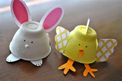 Ostern Ideen by Osterdeko Basteln Ausgefallene Deko Aus Eierschachteln