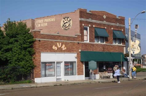 Records Tn Sun Records 706 Union Avenue Tennessee Mississippi Blues Travellers