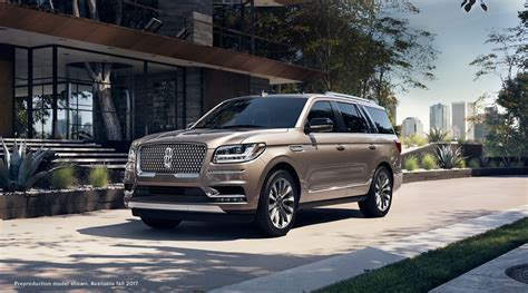 lincoln navigator 2018 the 2018 lincoln navigator will be the escalade beater