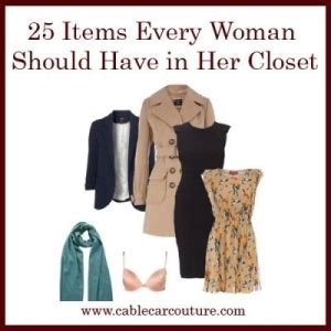items every home should laundry her every closet should one
