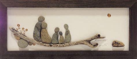 Wandbilder Selbst Gestalten 763 by Pebble Pebbles Driftwood On Canvas Do