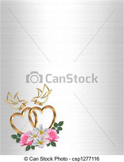 3d Home Design 20 50 Gold Hearts Wedding Design Clip Art Instant Download