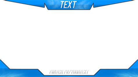 the gallery for gt twitch tv overlay template