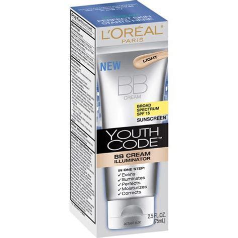 Bb L Oreal l oreal youth code bb illuminator reviews photo ingredients makeupalley