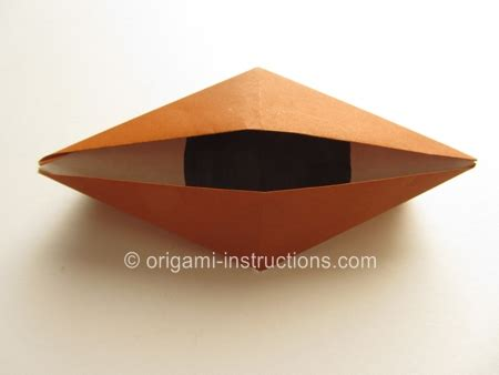 Origami Blinking Eye - origami blinking eye folding