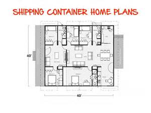 how to make a house plan building with shipping containers plans container house