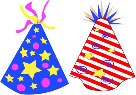 new year decorations clipart birthday hat clip cliparts co
