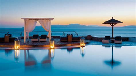 mykonos grand hotel resort facilities information