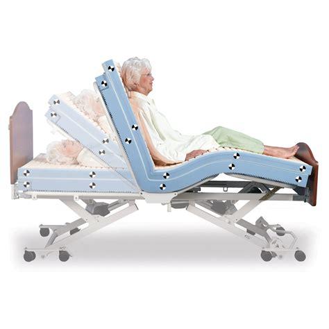 invacare glissando gliding mattress w gliding layer design