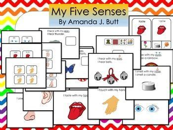 My Readers Taste by 14 Best My 5 Senses Images On Sensory