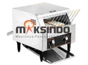 Conveyor Toaster Getra Ect 2450 jual mesin slot toaster di lung toko mesin maksindo