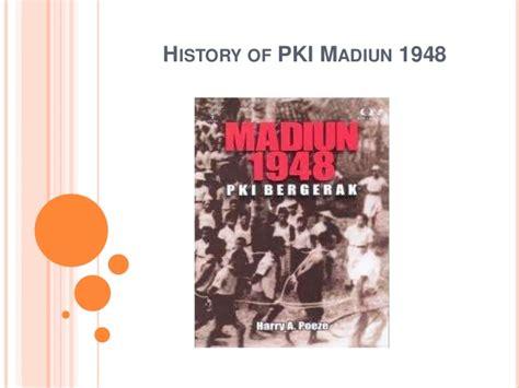 download film pemberontakan pki madiun tugas pki madiun