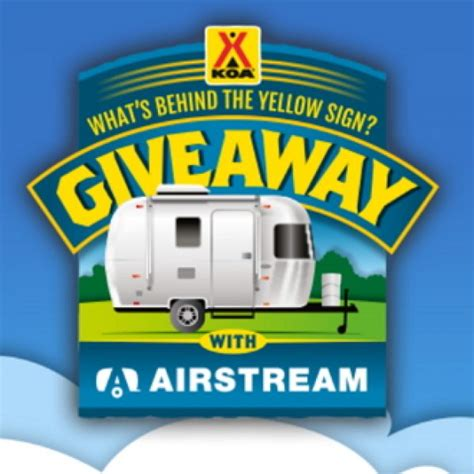 Koa Gift Card - win an airstream 16 sport granny s giveaways