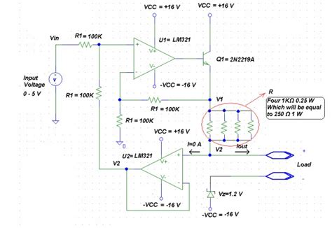 integrated voltage controlled resistor op voltage controlled current source integrated circuit exists electrical engineering