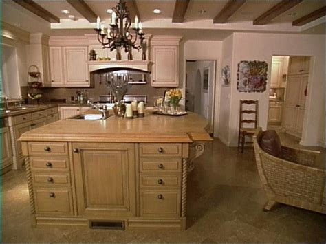 old looking kitchen cabinets discover old world style kitchen hgtv