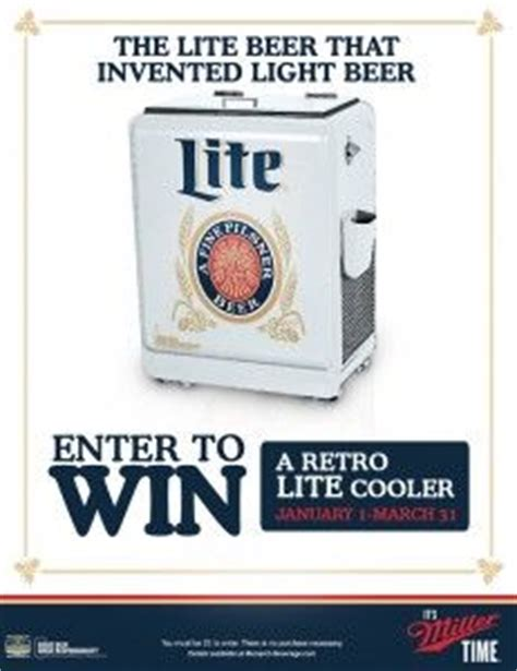 Global Sweepstakes Company - 1000 images about miller lite on pinterest miller lite beer and beer cans