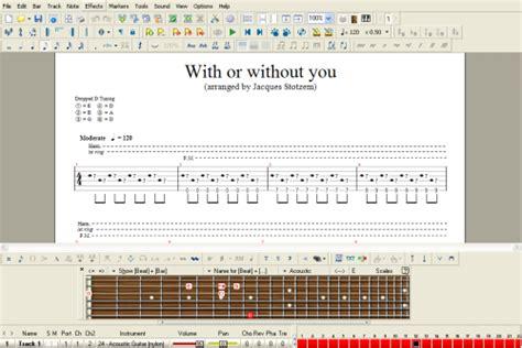 belajar fingerstyle gitar inspirasi kita bersama free download guitar pro 5 tab tablature fingerstyle