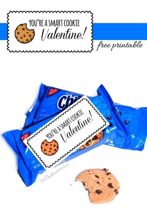 Smart Cookie Printable
