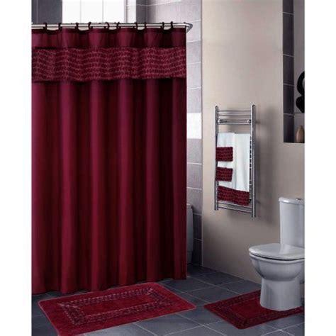 burgundy bathroom sets decorative towels floral ribbon and bathroom sets on pinterest