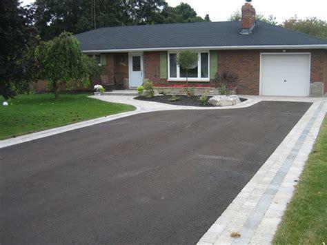 pro lawn landscaping orono ontario driveway borders