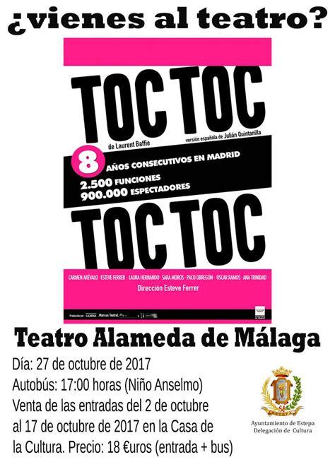entradas teatro alameda malaga ven al teatro alameda de m 193 laga