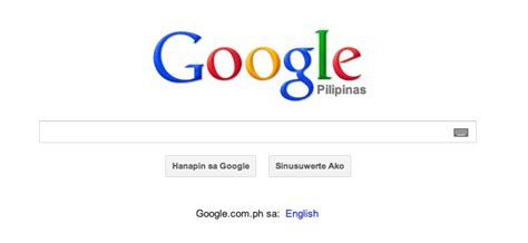 Search Engine Philippines Most Used Search Engine In The Philippines 2015