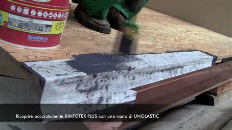 come isolare un terrazzo unolastic index spa come impermeabilizzare un tetto e