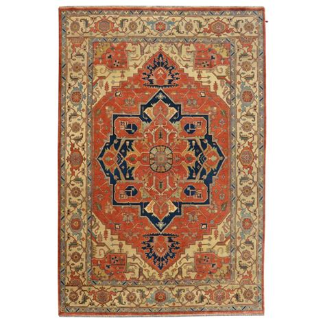 10 by 13 wool rugs size 10 00 quot x 13 09 quot heriz wool rug from india