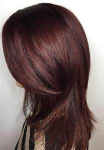mahogany hair color best 25 mahogany hair colors ideas on